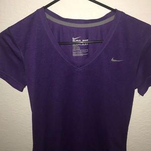 Women's Nike Dri-Fit Vneck